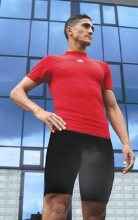 Football compression undershirts