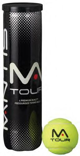 MANTIS TOUR TOURNAMENT TENNIS BALL
