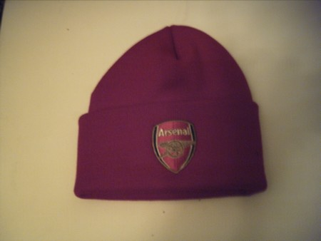 Arsenal Wooly hats