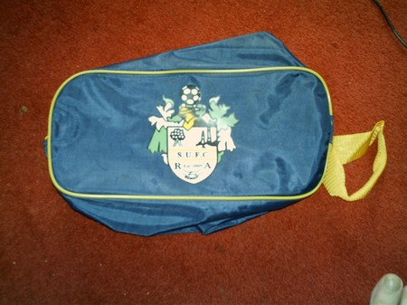 cricket boot bag