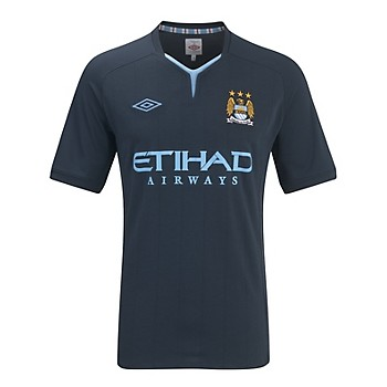 Manchester City Away Shirts