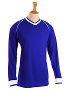 blue football kits sets 15