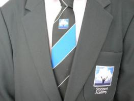 stockport academy blazers